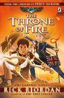 The Throne of Fire: The Graphic Novel...