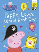 Peppa Pig: Peppa Loves World Book ...