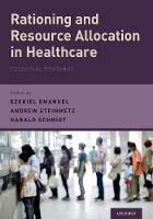 Rationing and Resource Allocation in...