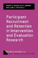 Participant Recruitment and Retention...