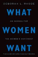 What Women Want: An Agenda for the...