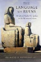 The Language of Ruins: Greek and ...
