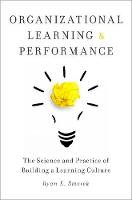 Organizational Learning and...