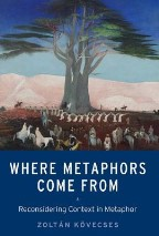Where Metaphors Come from:...