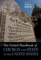 The Oxford Handbook of Church and...
