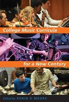 College Music Curricula for a New...