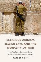 Religious Zionism, Jewish Law, and ...