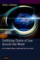 Codifying Choice of Law Around the...