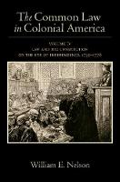 The Common Law in Colonial America:...