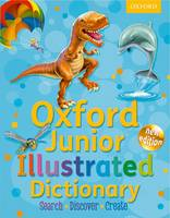 Oxford Junior Illustrated Dictionary:...