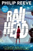 Railhead: shortlisted for the CILIP...