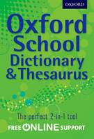 Oxford Combined Dictionary/Thesaurus...