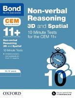 Bond 11+: CEM 3D Non-Verbal Reasoning...