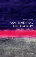 Continental Philosophy: A Very Short...