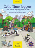 Cello Time Joggers + CD: A First Book...