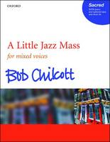 Little Jazz Mass: Satb Vocal Score