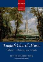 English Church Music Vol 1