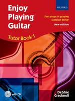 Enjoy Playing Guitar Tutor: First...