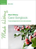 Carol Song Book: Low Voice