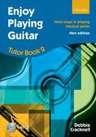 Enjoy Playing Guitar, Tutor Book 2 + CD