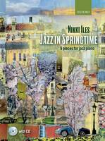 Jazz in Springtime + CD: 9 Pieces for...