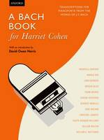 BACH BOOK FOR HARRIET COHEN
