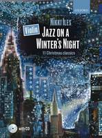 VIOLIN JAZZ ON A WINTERS NIGHT + CD