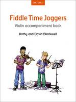 FIDDLE TIME JOGGERS VIOLIN DUET BOOK