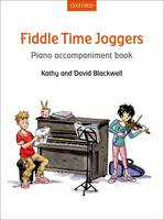 FIDDLE TIME JOGGERS PIANO...