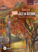 Violin Jazz in Autumn: 9 Pieces for...