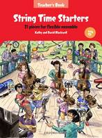 String Time Starters: 21 Pieces for...