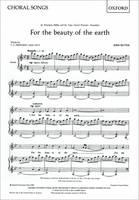 For the Beauty of the Earth: SS (or...