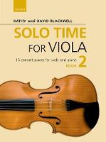 Solo Time for Viola Book 2: 15 ...