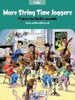 More String Time Joggers Cello Book