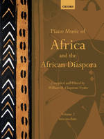 Piano Music of Africa and the African...