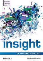 Insight Pre Intermediate Student Book