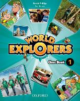 World Explorers: Level 1: Class Book