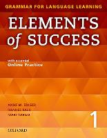Elements of Success: 1: Student Book...