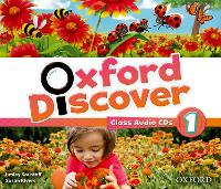 Oxford Discover: 1: Class Audio CDs