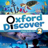 Oxford Discover: 2: Class Audio CDs