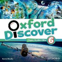 Oxford Discover: 6: Class Audio CDs