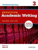 Effective Academic Writing: 3: ...