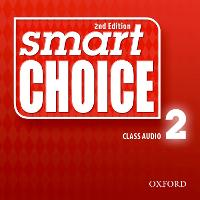 Smart Choice Level 2: Class Audio CDs