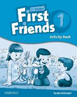First Friends: Level 1: Activity Book