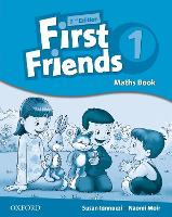 First Friends: Level 1: Maths Book