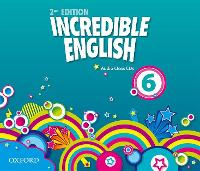 Incredible English: 6: Class Audio ...
