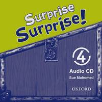 Surprise Surprise: 4: Class Audio CD