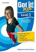 Got It! Plus: Level 2: Student Pack: ...
