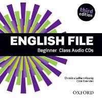 English File: Beginner: Class Audio CD