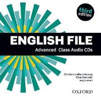 English File: Advanced: Class Audio CDs